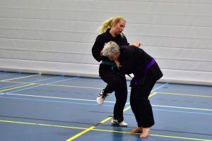 karate zelfverdediging Daidokan Leiden
